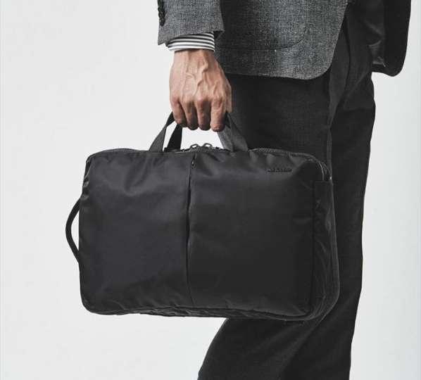 インケースの3WAYバッグはまさにビジネスマン向け!