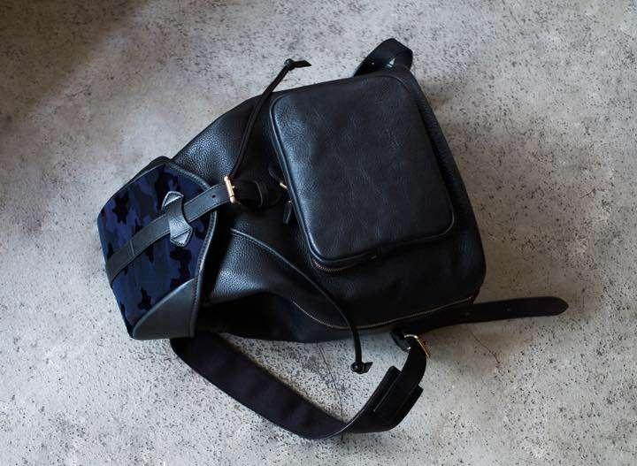 日本の伝統技術が詰まったコラボ鞄、ここに誕生!