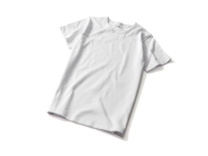 「透けないTシャツ」がさらに着やすくなりました