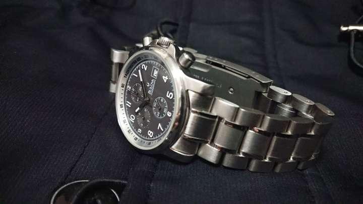 ブローバのクロノグラフを買ってみた!〜腕時計ソムリエ爆誕?の巻〜