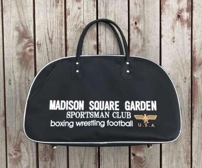 一世を風靡した「MADISON SQUARE GARDEN」バッグがなんと復刻!
