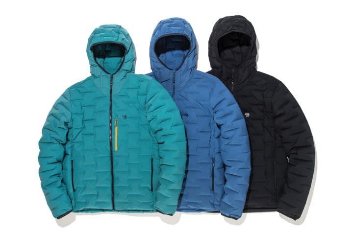 暖かさと動きやすさを兼ね備えたダウンジャケットでこの冬を乗り切れ!