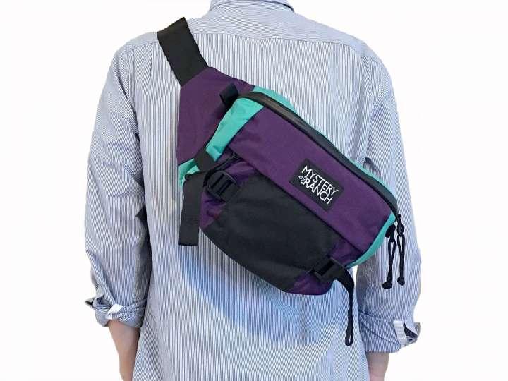 ミステリーランチの大容量ヒップバッグが7560円で買えるとは、お得過ぎです!