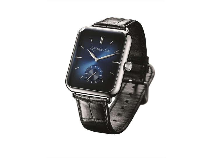 apple watchのニュース - 余計なものはいらない!伝統を受け継ぐH. モーザーの新ウォッチ