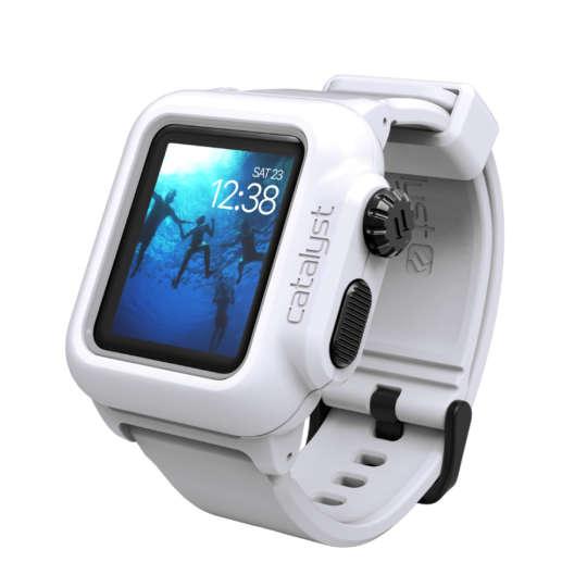 Apple Watchが100m防水仕様に!もちろん全機能使えます
