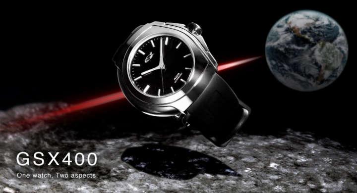 圧倒的な重厚感とアシンメトリーが生み出す個性派腕時計
