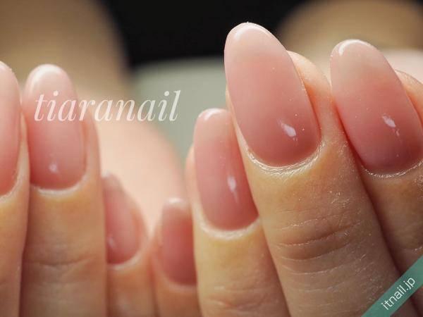 美しい所作は美しいネイルから♡好感度UPの美ナチュラル爪