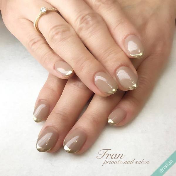 爪を綺麗に&指を長く見せてくれる♡ナローフレンチネイル大公開