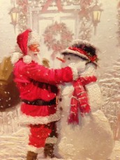 クリスマスだからもっと特別感を!指先を飾るクリスマスネイルデザイン特集