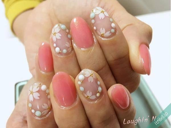春のピンクネイル6選♡あなたが好きなデザインはどれ?