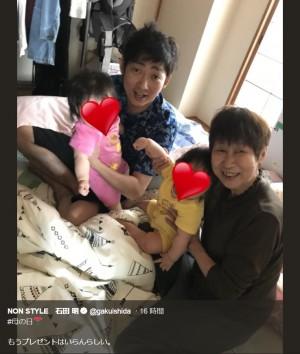 non styleのニュース,【エンタがビタミン♪】ノンスタ石田明\u201c母