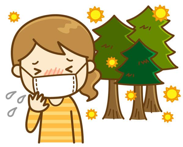 花粉症の対策・予防法と最新グッズ