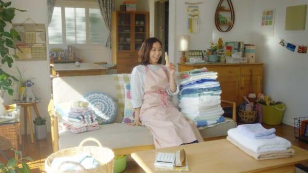 「パピコ」CMに優香さんが16年ぶりに出演
