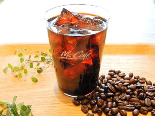 マクドナルドの新「プレミアムローストコーヒー」