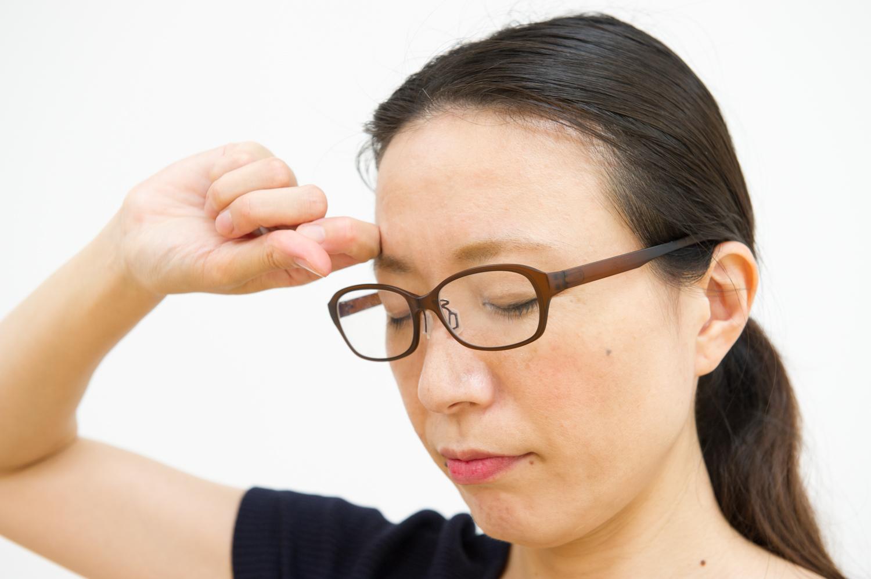 40代に多い悩み「疲れ目」は今すぐおでこをほぐして!肩甲骨はがし#7