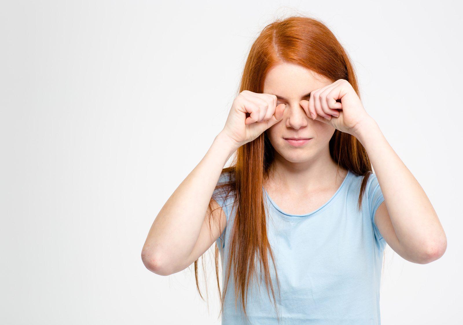 ゲッ!疲れ顔は老け顔一直線…40代必見のお疲れ顔脱却大作戦