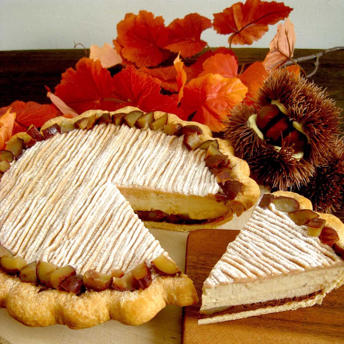 大人の栗スイーツ3選!食欲の秋、美食の秋を盛り上げる