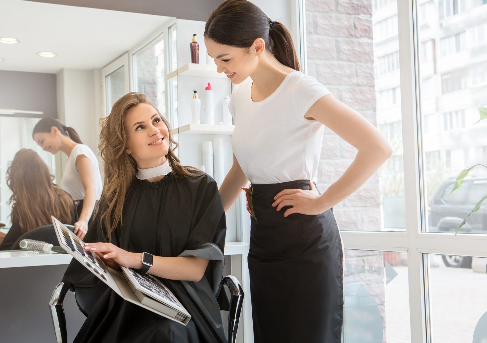 えっ、美容院には髪を洗ってから行くべきなの?サロンの常識5つ
