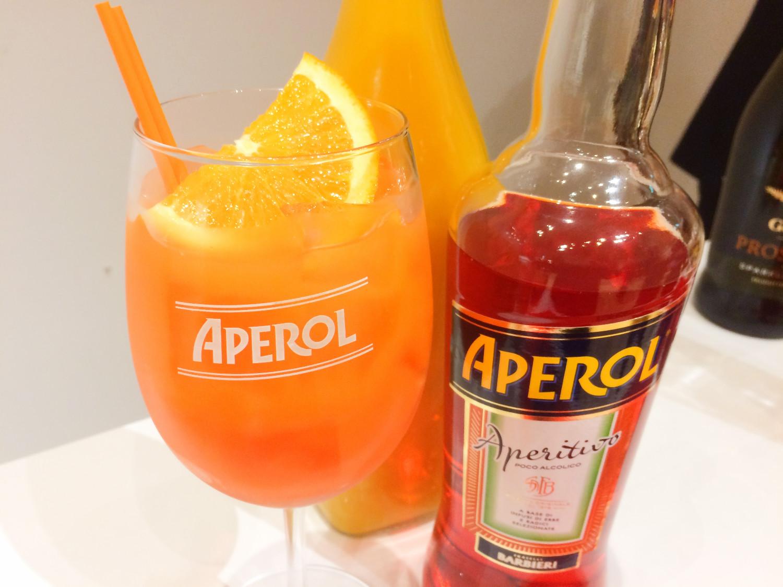 カンパリから登場の「アペロール」が宅飲みにぴったりすぎて泥酔!
