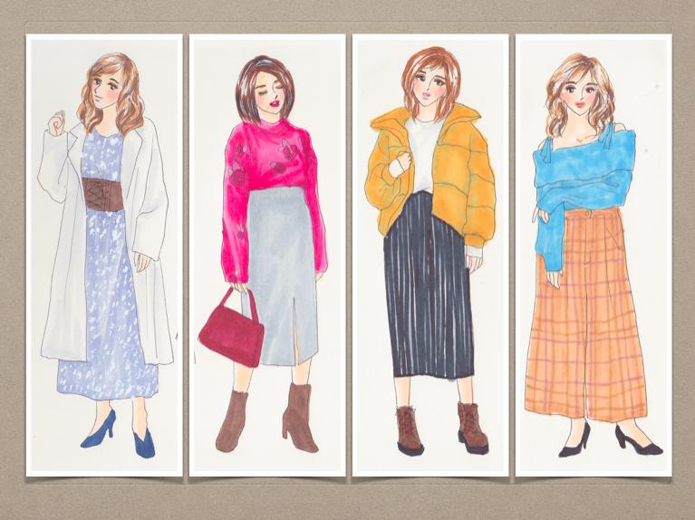 思わずギョっ!男性が街で見かけた真冬の「若作りオバさん」ファッション