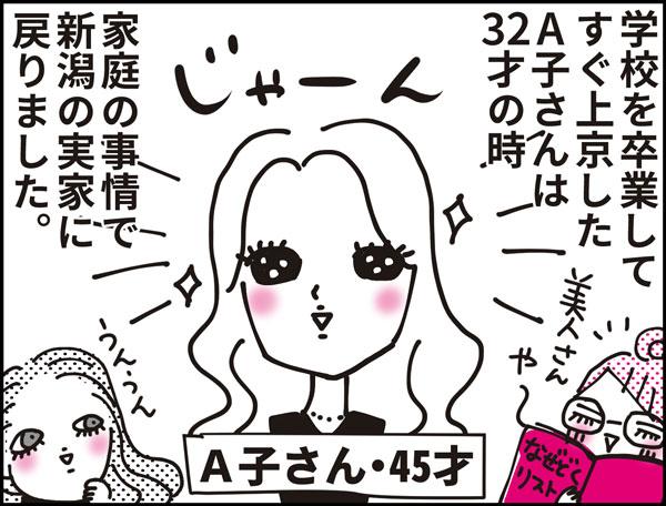 東京と地方は独身男の数が違いすぎ?40代でやっと気づき【婚活マンガ】