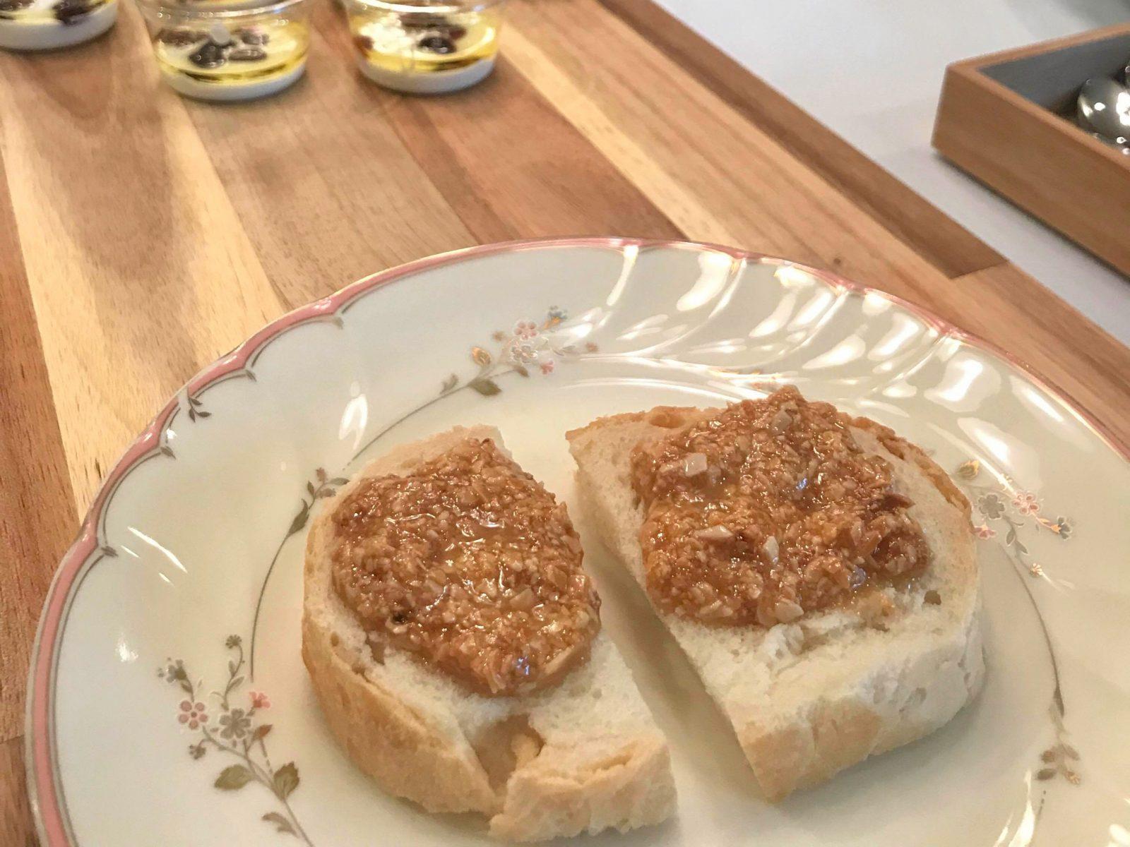 コレだけでパンが3倍美味になる?激レアなアイデア