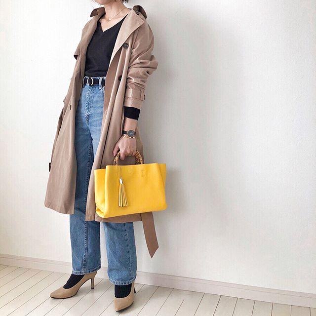 女ウケバツグンのハイセンスなGUスタイル【40代の毎日コーデ】