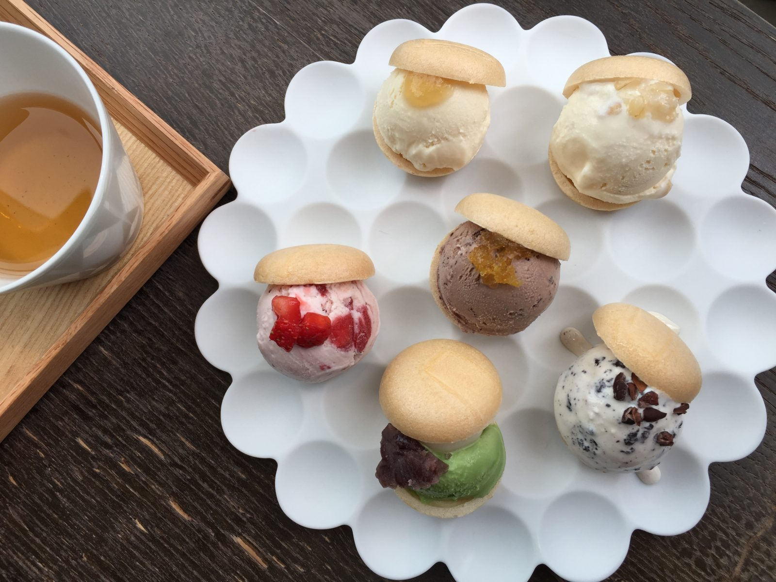 銀座東急プラザのハーゲンダッツ茶房「これ食べといたほうが」ランキング
