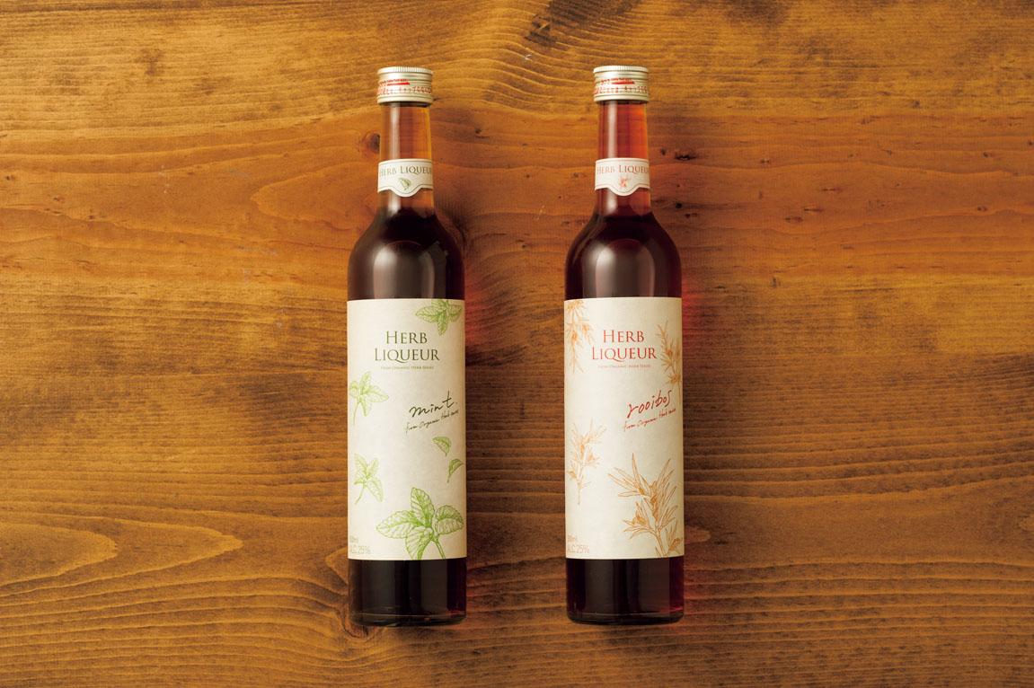オトナが選ぶ、身体に優しい「自然派のお酒」#02 ハーブリキュール