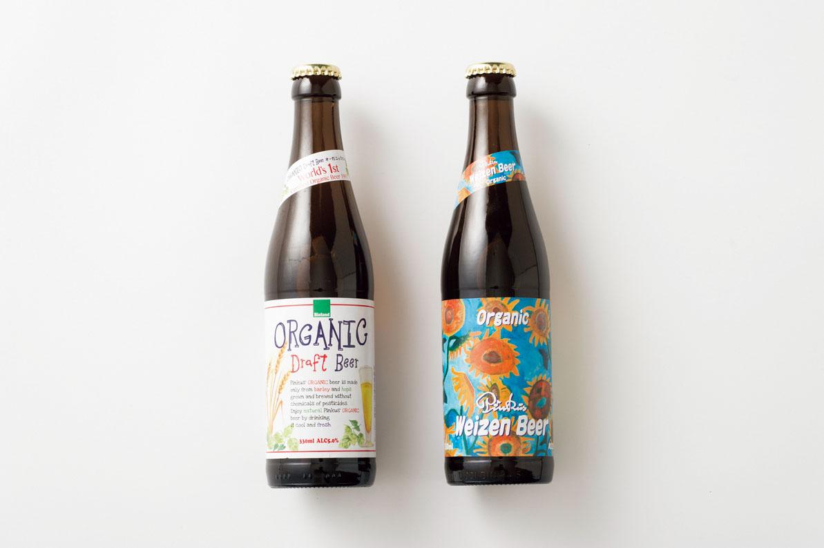 オトナが選ぶ、身体に優しい「自然派のお酒」#04 無農薬オーガニックビール