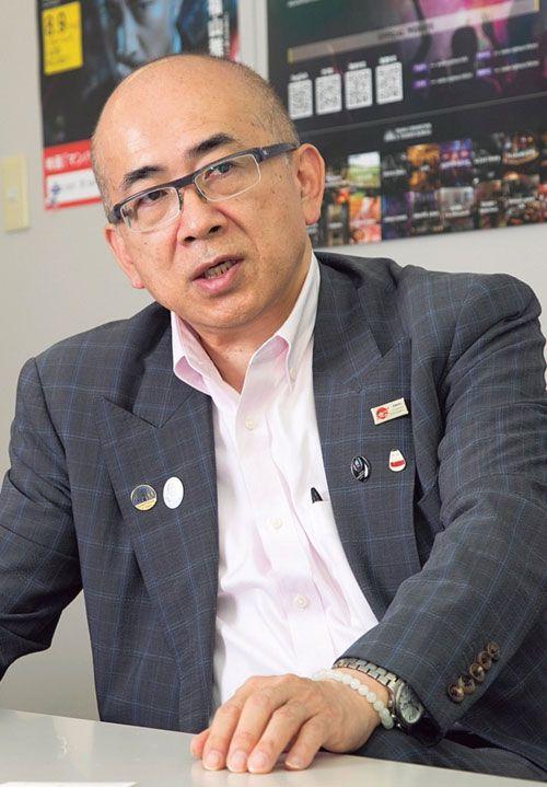 溝畑 宏●大阪観光局長 1960年生まれ、東京大学卒。自治省(現総務省)に入省後、大分県庁に出向。大分トリニータを育てあげた。2010年観光庁長官、15年より現職。大阪を「急成長渡航先ランキング」で世界1位に。