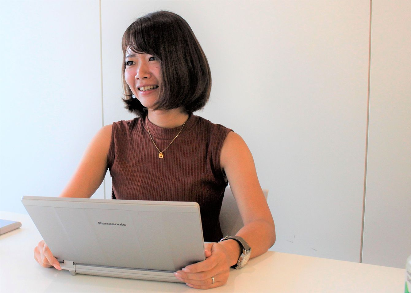 サイバーエージェント インターネット広告事業本部 営業局・局長 亀井愛さん