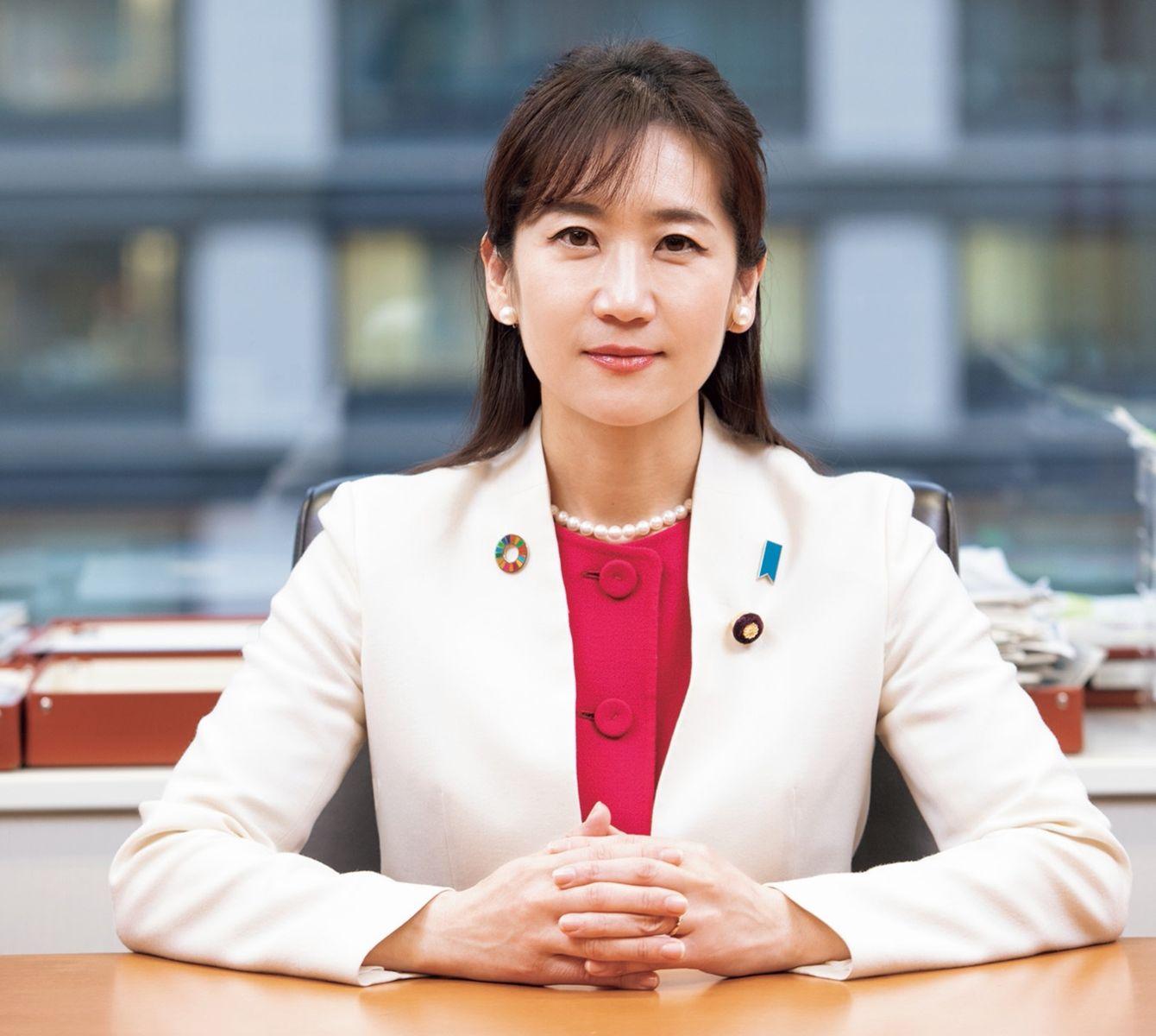 議員 経歴 の 参議院 るい 松川
