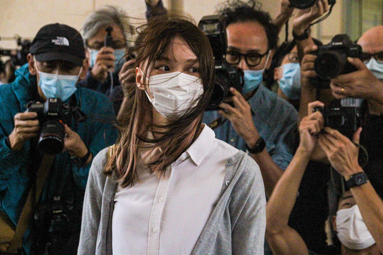 薬物中毒者に殺人犯…周庭さんが収監された「大欖女子懲教所」のヤバい実態