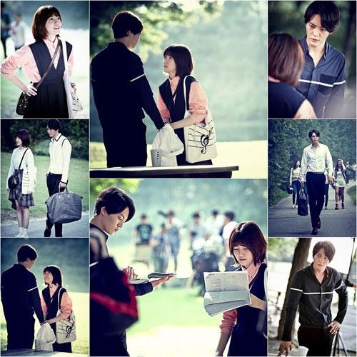 KBS2TV新月火ドラマ「ネイルもカンタービレ」の初の撮影現場が公開された。|提供:GROUP8