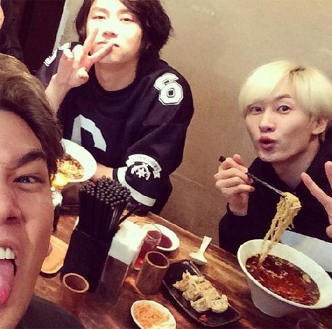 人気グループSUPER JUNIORのメンバー・カンインが日本・東京でヒチョル&ウニョクと送った日常を公開した。