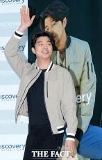 俳優のコン・ユが24日、ファッションブレンドDiscovery EXPEDITION主催のファンサイン会に出席した。