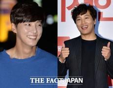 KBS2TVの新バラエティ・ドラマ「最高の一発」のラインナップが決定した。写真はユン・シユン(左)とチャ・テヒョン。