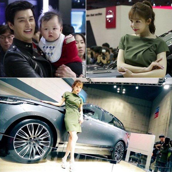 U-KISSイーライが2年ぶりにモデルに復帰した妻を応援した。|KBS「家事をする男たち2」