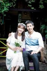 6月9日に結婚するイ・サンウとキム・ソヨン(左)|MBC