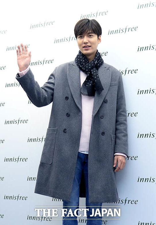 俳優イ・ミンホが来月よりソウル・江南区役所で軍服務をスタートする。