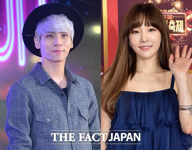 "SHINeeのジョンヒョンと少女時代のテヨンのスペシャルコラボレーション""が実現した。"