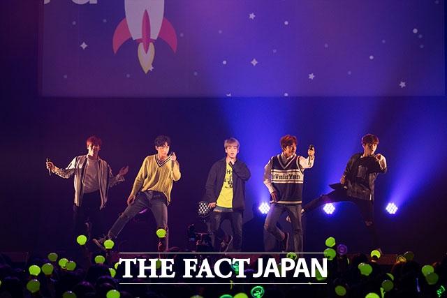 B1A4の東京ファンミーティング
