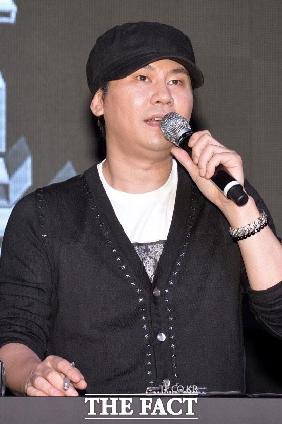 YGエンターテイメントのヤン・ヒョンソク代表が建築法違反で書類送検された。
