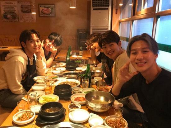 SHINeeのメンバー・キーのインスタグラム