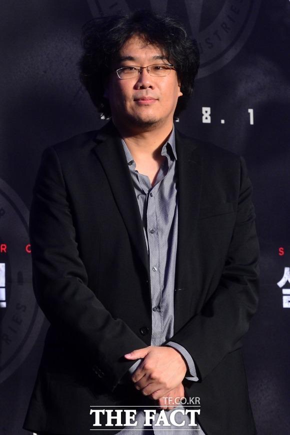 映画「オクジャ」 ポン・ジュノ監督、カンヌ映画祭ノミネートの感想を述べる