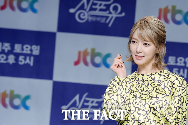 AOAのメンバー・チョアが熱愛報道を否定した。