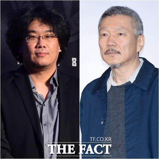 ポン・ジュノ監督とホン・サンス監督 | THE FACT DB