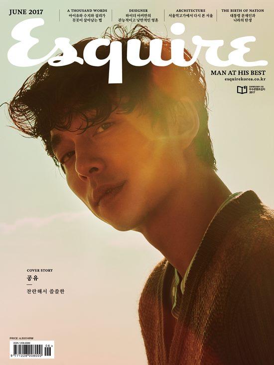© Esquire韓国版