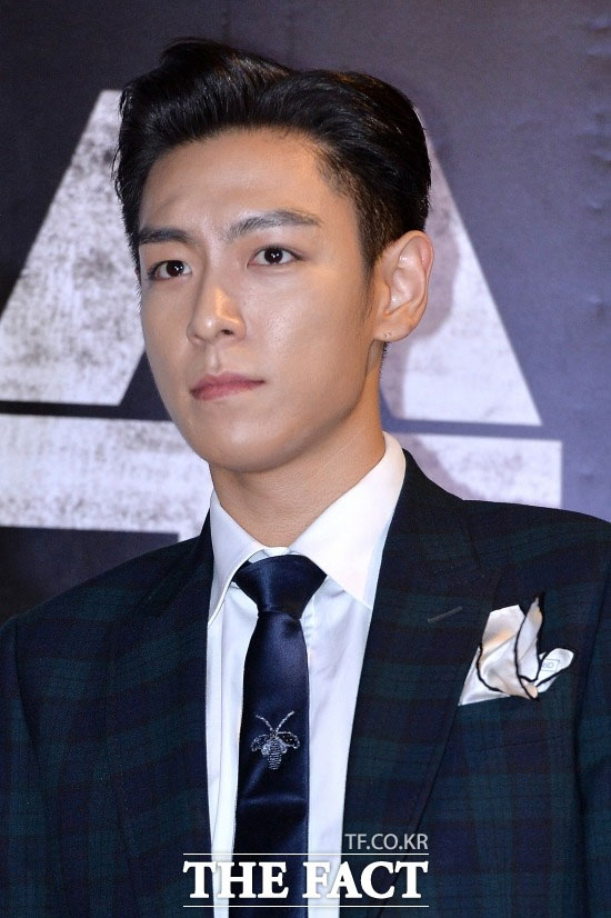 BIGBANGのT.O.Pが大麻使用の容疑で立件された。
